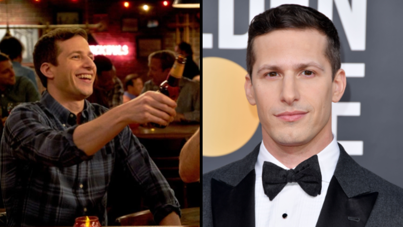 People Can't Believe That Andy Samberg Is 40