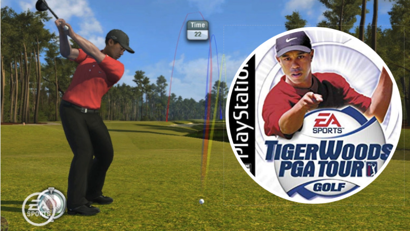 Fans Want EA Sports To Bring Back Tiger Woods PGA Tour Game