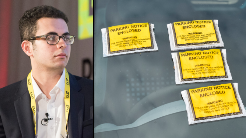 LAD Makes 'Robot Lawyer' Which Has Overturned £8million Worth Of Parking Tickets