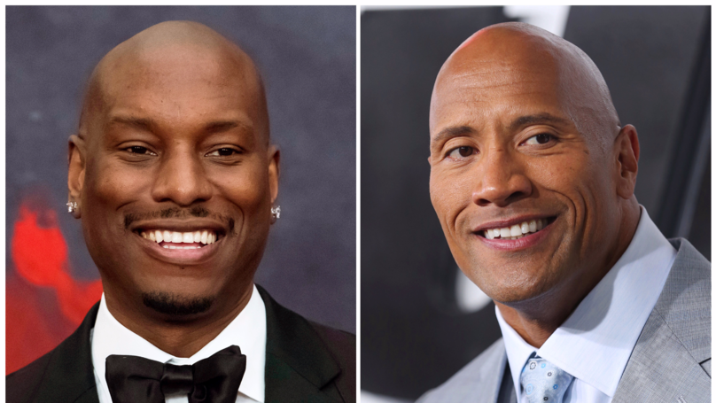 Tyrese Gibson Threatens To Leave 'Fast And Furious' Franchise If The Rock Returns
