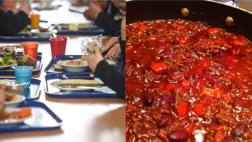 ​School Issues Apology After Serving Kids Kangaroo Chilli
