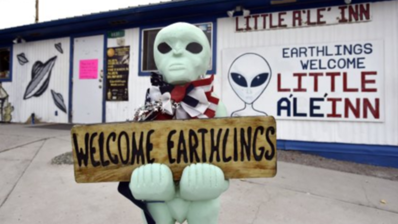 Area 51 Businesses Ready To Cash In On 'Storm' Event