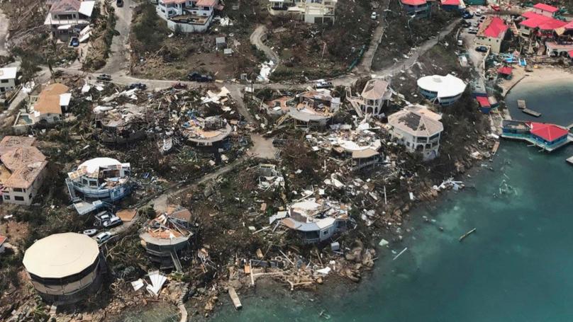 Around '100 Inmates Escape After Hurricane Irma Destroys Prison'