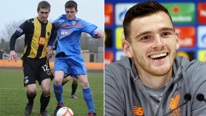 Andy Robertson's Journey To The Champions League Final Is The Most Inspirational Thing You'll Read Today