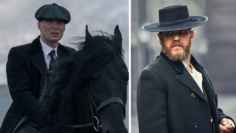 Everything We Know About Series Five Of 'Peaky Blinders'