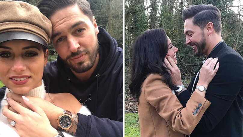 Mario Falcone And Becky Miesner Expecting Their First Child Together