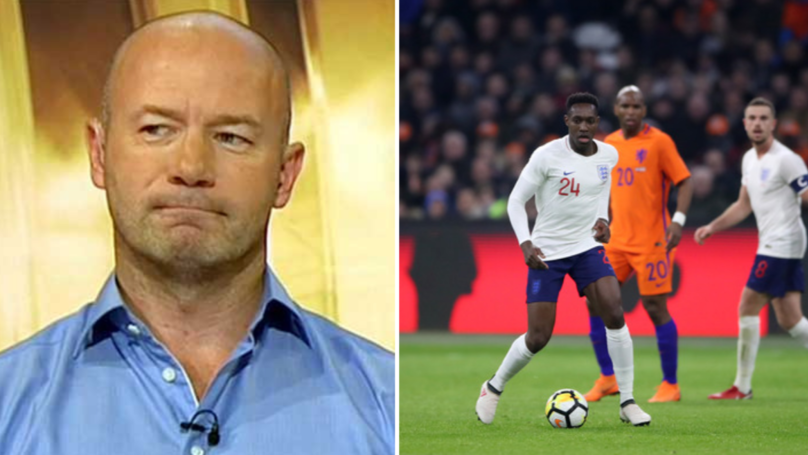 Alan Shearer's Take On Why Danny Welbeck Is Going To The World Cup