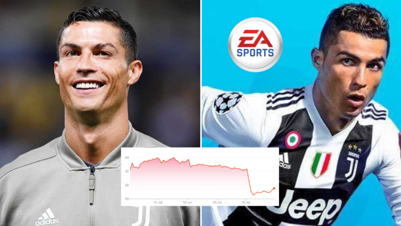 EA's Value Plummets By £660m After Losing Juventus Rights On FIFA 20