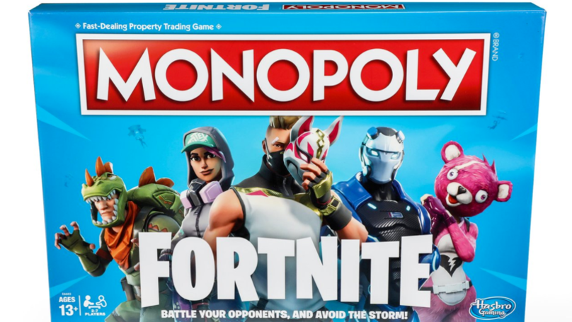 'Fortnite' Monopoly Is Now Available To Buy And People Love It