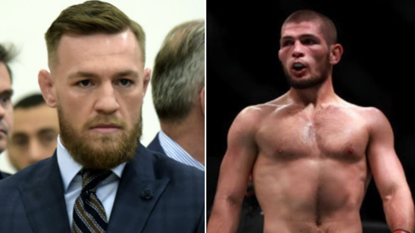 Khabib Nurmagomedov Sends Chilling Message To Conor McGregor