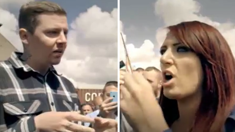 WATCH: Professor Green Accused Of 'Defending Rapists' By Britain First