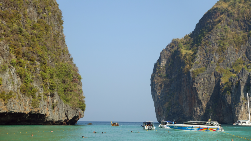 Thai Bay Made Famous By 'The Beach' To Remain Closed Until 2021