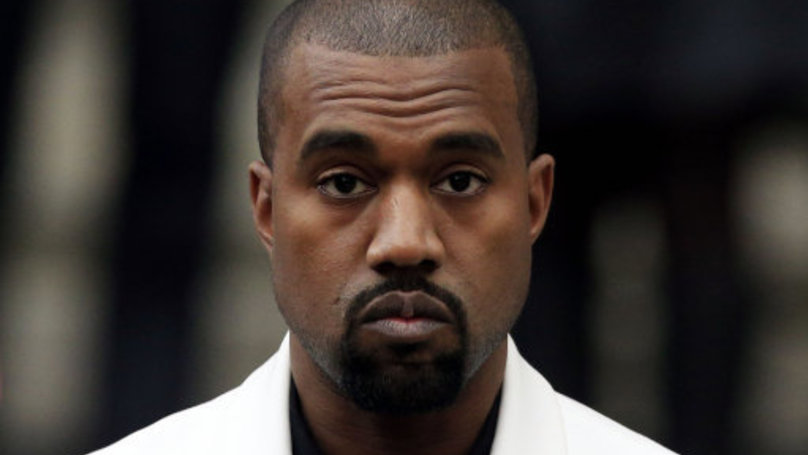 Newly-Blond Kanye West Seen For The First Time Since Hospitalisation