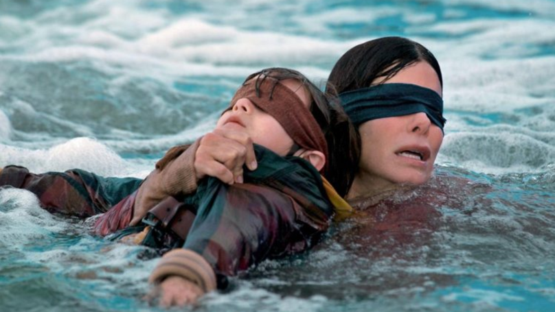 Most 'Bird Box' Fans Missed These Two Deaths In The Netflix Film