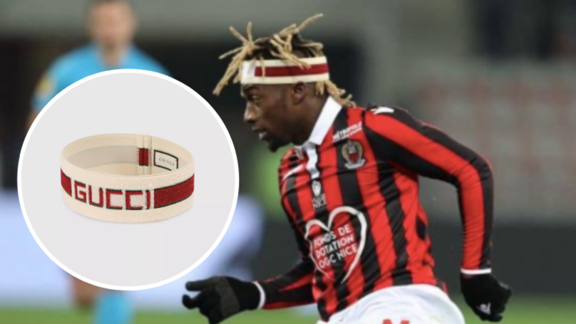 Newcastle's New Signing Allan Saint-Maxim To Bring Gucci Headbands To The Premier League