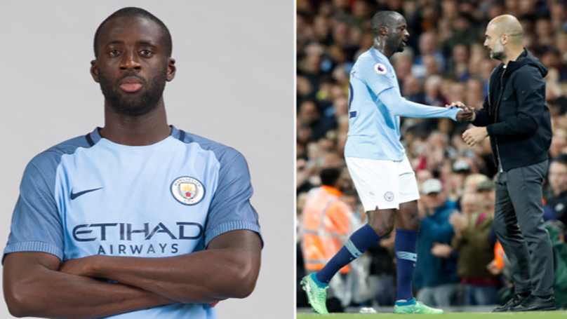 Yaya Toures Agent Says He Should Play For 1 A Week To Prove Pep