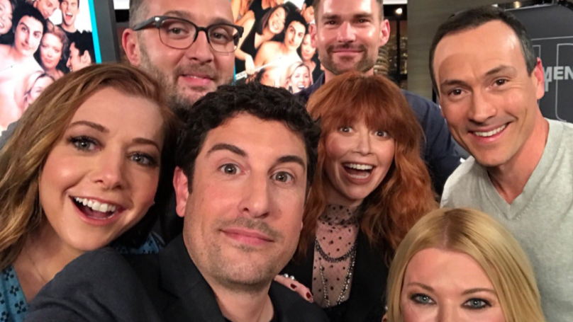 American Pie Cast Reunites For 20th Anniversary