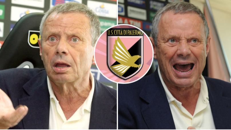 Maurizio Zamparini Sells 100 Per Cent Of Palermo After 17 Crazy Years