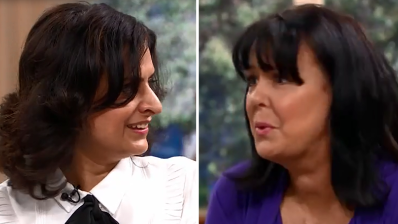 WATCH: Guest On This Morning Says Piercing Children's Ears Is Child Abuse