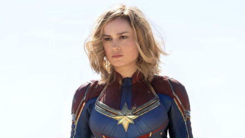 First 'Captain Marvel' Trailer Officially Welcomes Brie Larson Into The MCU