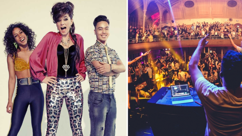 Join Alice DJ At Bongo's Bingo In Manchester This Weekend