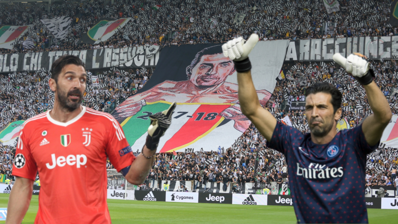 The Exact Moment Gianluigi Buffon Considered Retirement After Playing Against One Player