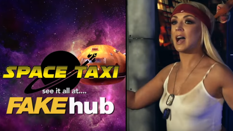 Creators Of 'FakeTaxi' Have Now Launched 'SpaceTaxi' Series