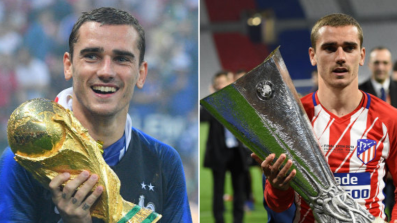 Atletico Madrid Respond To Antoine Griezmann Being Left Out Of FIFA Best Nomination