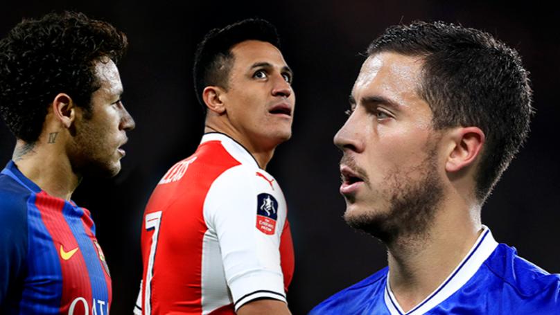 Neymar, Alexis Or Hazard Are Not The Best Dribbler In The Top Five Leagues | SPORTbible
