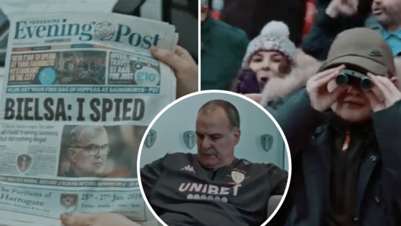 Leeds Release Incredible Trailer For Amazon Documentary Series From Their Turbulent 2018/19 Season
