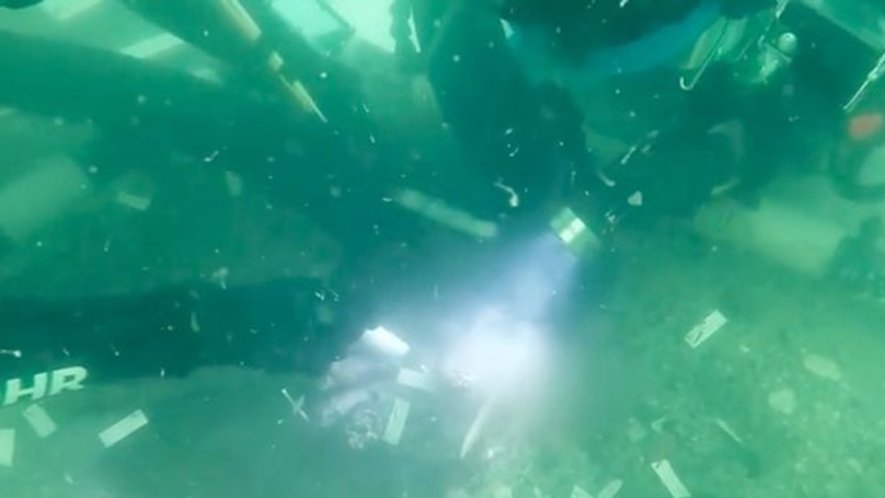 Archaeologists Find Ancient Native American Burial Site Under The Ocean