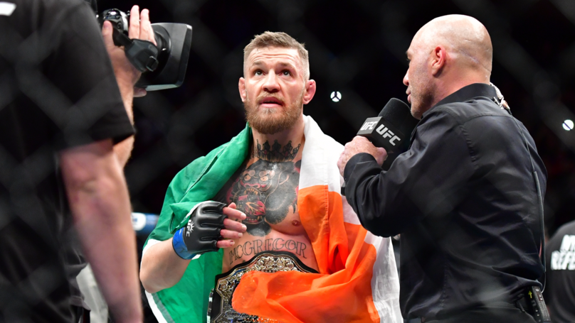 Conor McGregor Close To Agreeing Trilogy Fight With Nate Diaz