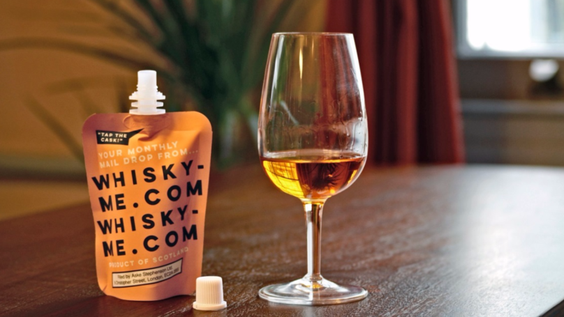 You Can Now Get Whisky In Capri-Sun Style Pouches