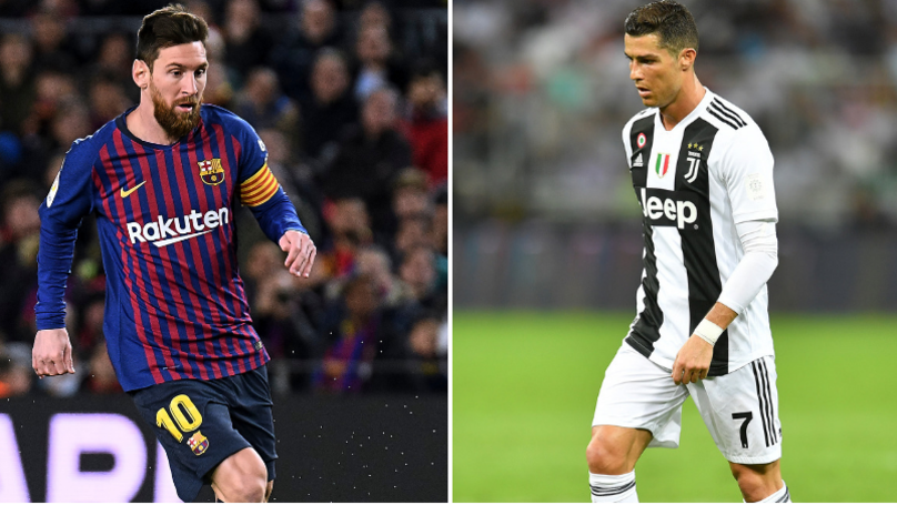 Lionel Messi And Cristiano Ronaldo Are Closing In On Pele's Ridiculous Goalscoring Record