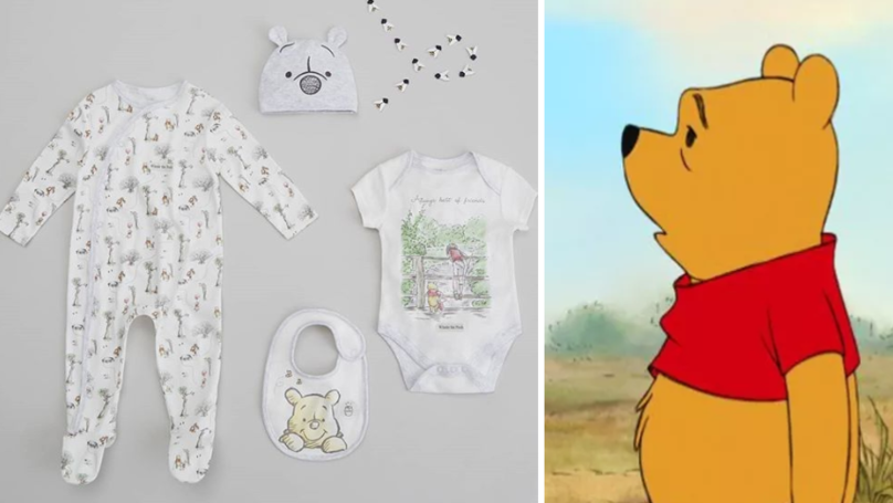 Primark's Winnie The Pooh Baby Clothes Are As Sweet As Honey