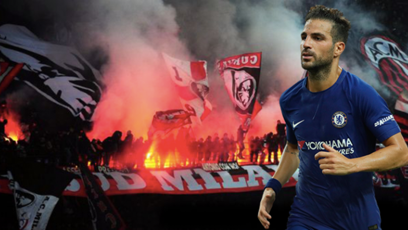 AC Milan Negotiating Two-And-A-Half-Year Deal To Sign Cesc Fàbregas