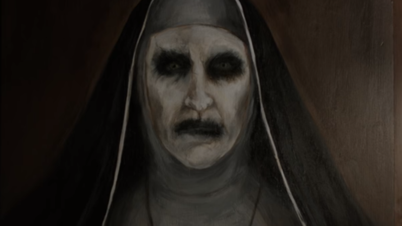 First Trailer For 'The Conjuring' Spin-Off 'The Nun' Released