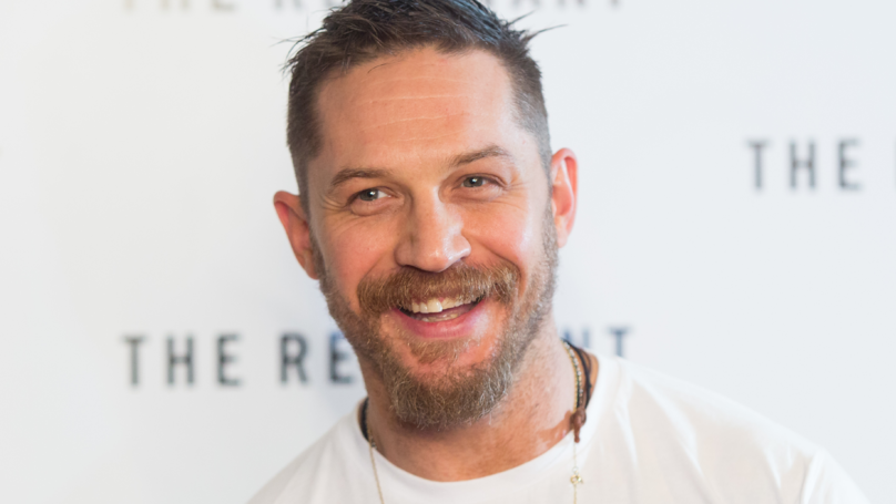 Tom Hardy Has Shaved Off All His Hair For 'Chasing Fonzo'
