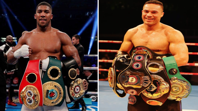 Confirmed: Anthony Joshua Will Face Joseph Parker On 31st March