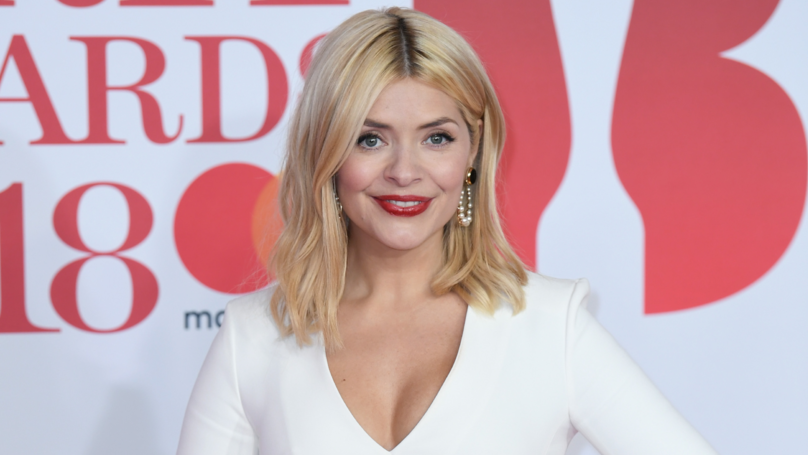 Here's A Look Inside Holly Willoughby's Beautiful Family Home