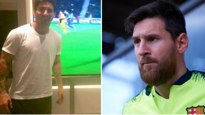 Why Lionel Messi Never Watches Barcelona Games Back