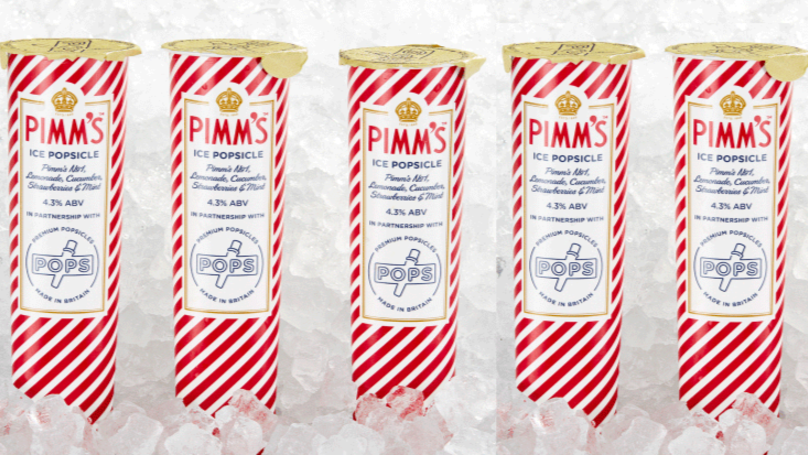Pimms Ice Lollies Are A Thing And We Need Them This Summer