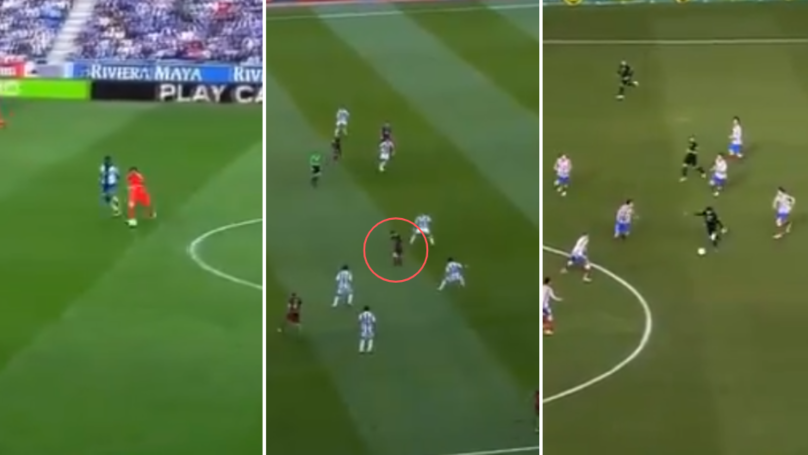 This Lionel Messi Pre-Assist Compilation For Barcelona Proves He's The Ultimate Playmaker