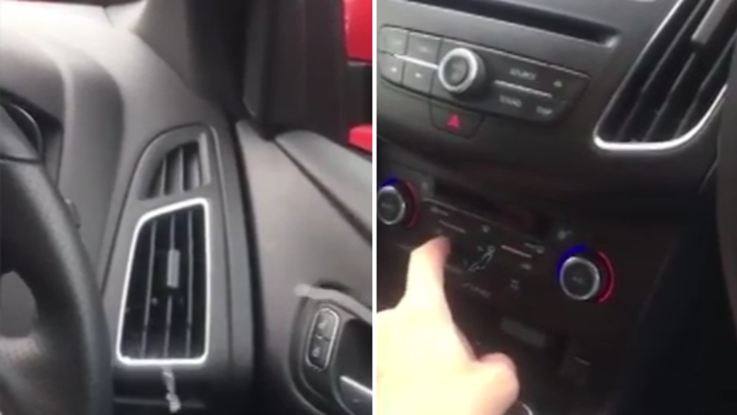 Driver Gives Epic Response To Previous Car Owner's 'Parting Gift' Prank