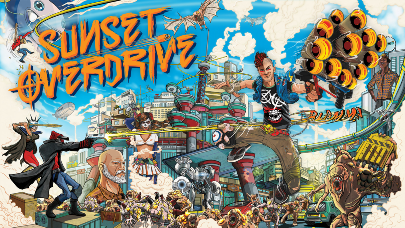 Insomniac Games' Pre-Spider-Man Hit Sunset Overdrive Seems Destined For PC