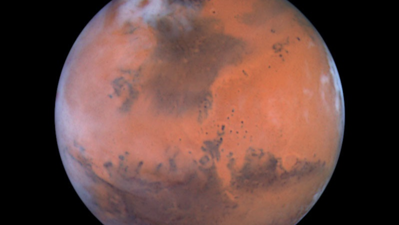 Did NASA Accidentally Burn Evidence Of Life On Mars When They Found It?