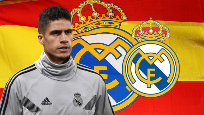 Real Madrid Will Only Allow Raphaël Varane To Leave If A Club Meets His Outrageous Price Tag