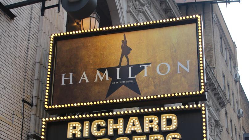 Sydney Scores Aussie Premiere Of Hamilton Musical In 2021
