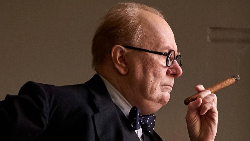 Gary Oldman Got Nicotine Poisoning Becoming Winston Churchill For Darkest Hour