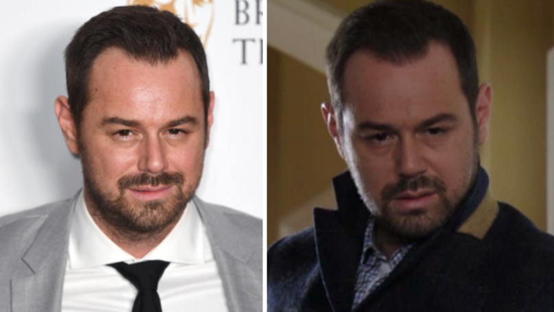 Danny Dyer 'Told Off By EastEnders Bosses For Posting Set Snaps On Instagram'